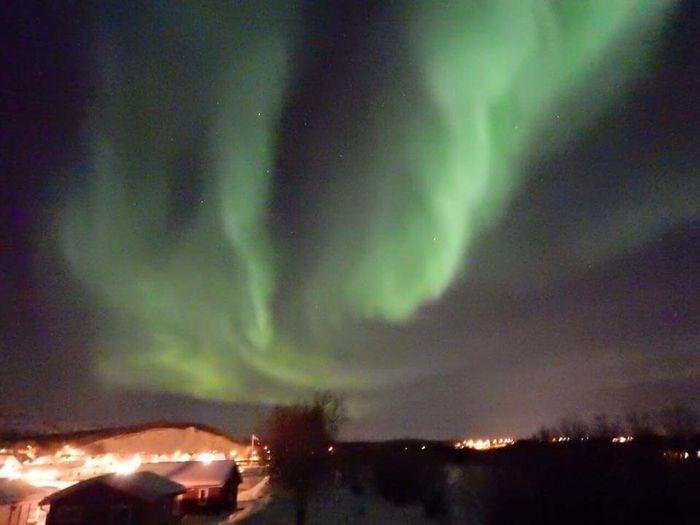 Alta Norway🇳🇴 Articcircle Aurora Borealis