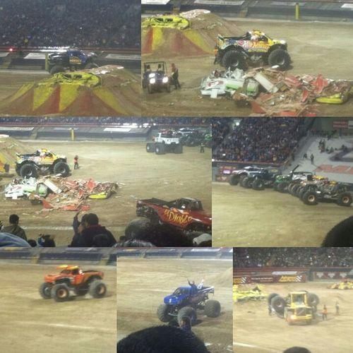 Monster Trucks :)