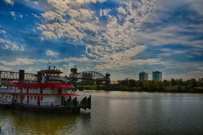 this is how we get down in Little Rock Arkansas Hdr_Collection