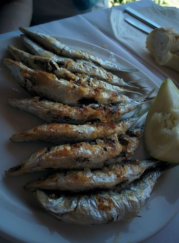 Espeto Food Food And Drink Freshness Healthy Eating Indoors  Ready-to-eat Sardines