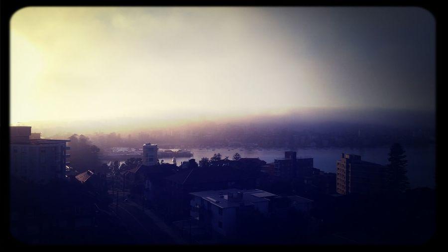 Sunrise. Manly. First Eyeem Photo