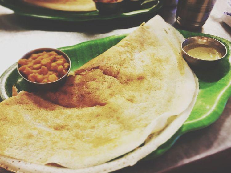 curry@岡山ミレンガ ドーサ Food Curry India Meal インドカレー カレー 南インドカレー