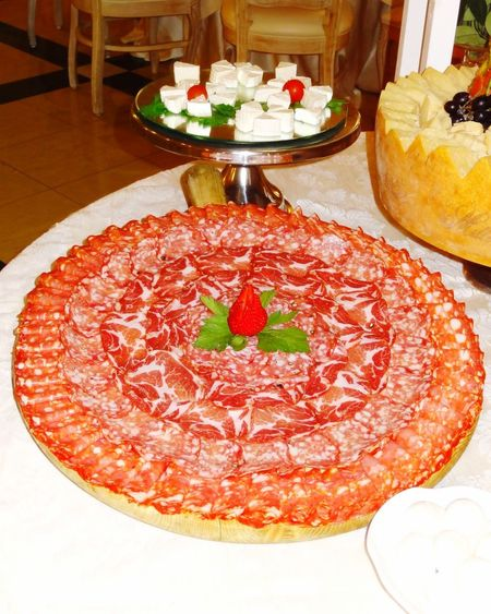 Cured Meat Salumi Food Food And Drink Freshness Sweet Food Sweet Table Fruit Temptation Ready-to-eat Baked