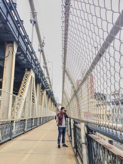TakeoverContrast Manhattan Bridge Streetphotography Bridges