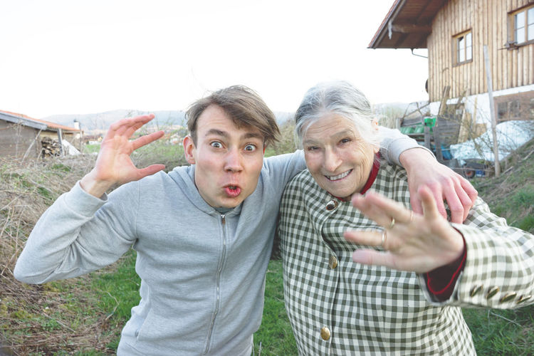 Bavaria Bavarian Lifestyle Bavarian People Bavarian Rural Life Cool Old People Family German People Grandma Grandma And Grandson Happy Grandma Old Old And Young Old People People Together Rural Life Togetherness Young And Old