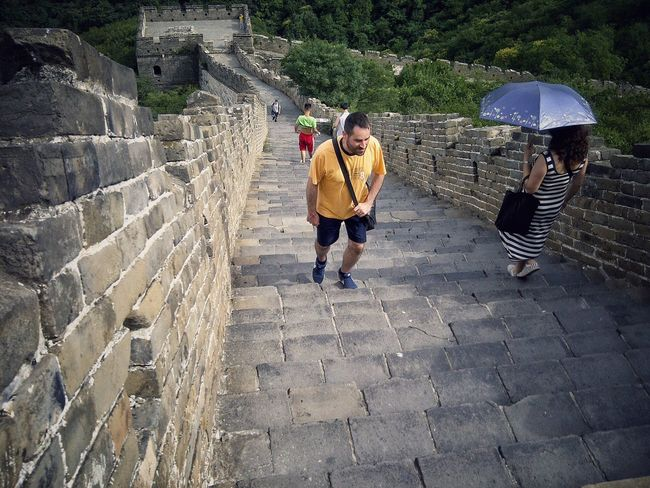 Adventures In The City Go Higher China Thegreatwall Feel The Journey Greatwall Summer Adventure Club Neighborhood Map The Architect - 2017 EyeEm Awards Live For The Story Done That.