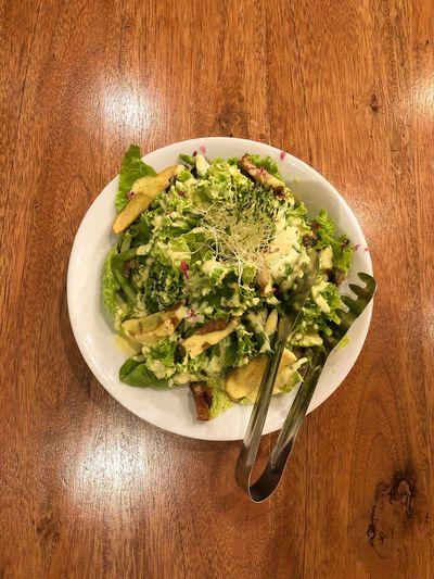 It's a salad