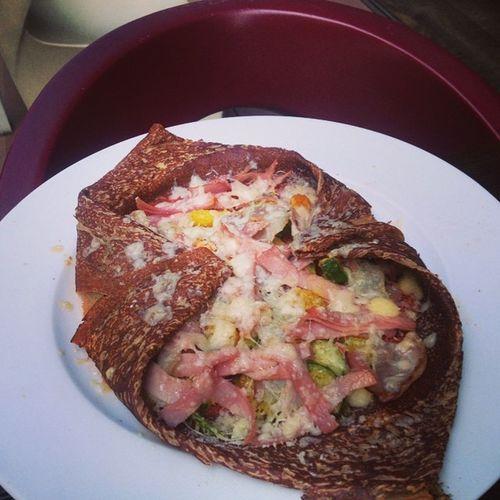 E assim se fez o almoço para o meu Irmão do Outro Lado do Atlântico ;) Java Lunch Goodfood Healthyfood LoveMyWork
