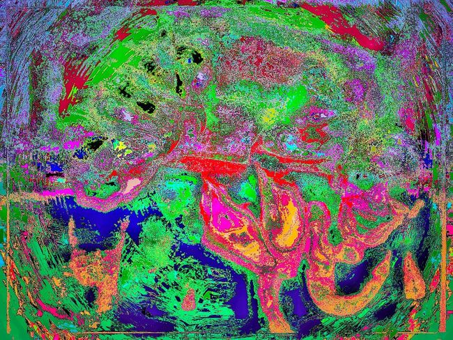 Orbit EyeEm Selects Teamknospe Pepstreetboys JohnMujo Doppelwachholger Gemälde Headmanmc TeamNoSleep Multi Colored Backgrounds Pattern Full Frame Abstract Textile No People