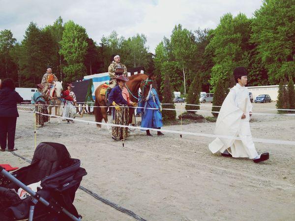 流鏑馬 Yabusame Horse Riding Japanese Archery