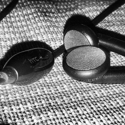 Headphones Music Tangles Passion
