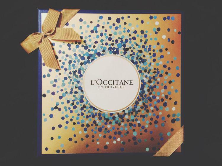 Loccitane 自分へのXmasプレゼント的なっ