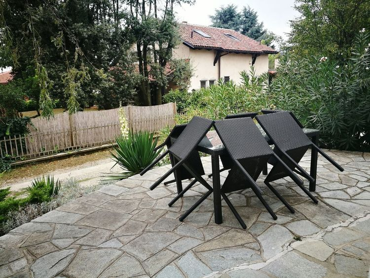 Chair Table Outdoors Day Tree Plant No People Nature Sky Tavolo