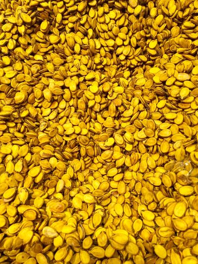 Full Frame Yellow Textured  Abstract Nature Close-up Nut Seeds Seeds Photography Nuts Food Healthy Food Gourmet Food Nutrition Nut - Food Gourmet Food Photography Healthy Foods Snacks Healthy Colorful Snack Seeds And Dry Fruits