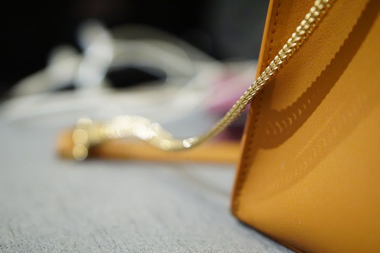 Bag Purse Cross Body Bag Leather Leather Craft Leather Bag Close-up Day Indoors  No People