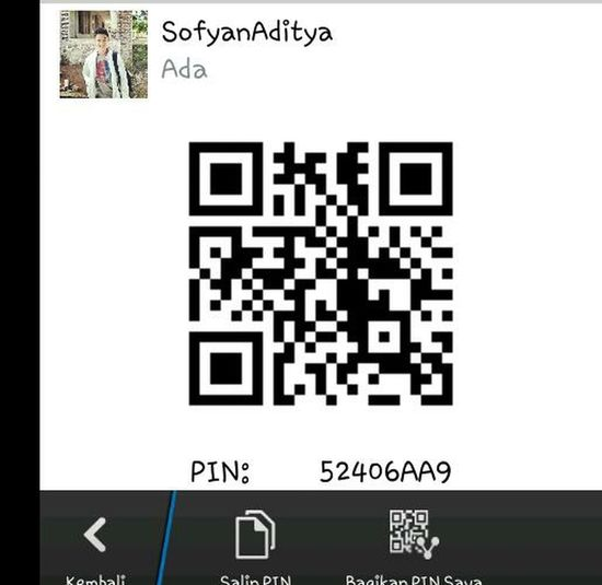 Invite my new pin
