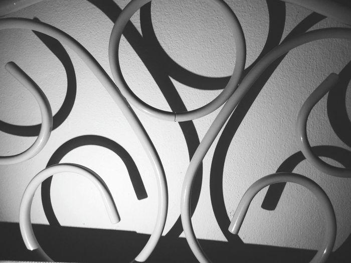 Full frame shot of electric lamp
