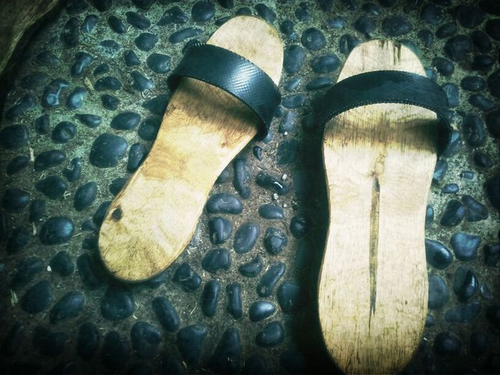 Traditional MISS-MATCH Foot Wear