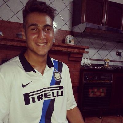 Love Inter Play Football lets go to win this ⚽️⚽️✋
