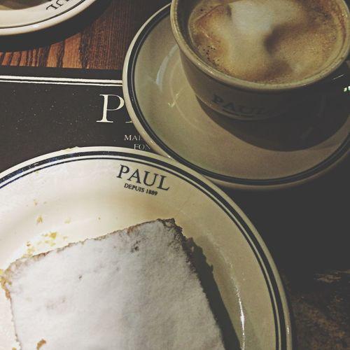 Cappuccino Paul
