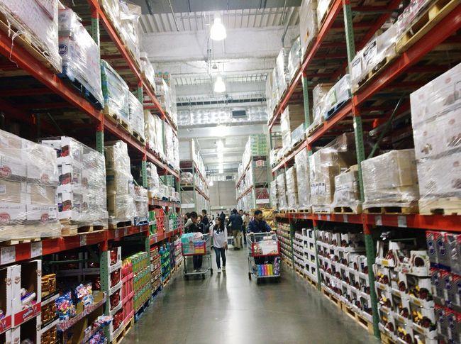 Costco Shopping Fun Makuhari