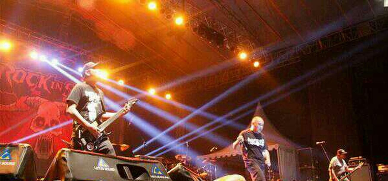 OUTSTRAIGH - ROCK IN SOLO 2013 Rockinsolo RIS2013 Concert