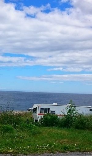 Sometime You Just Want To Touch The Sky Simply Beautiful Nature On Your Doorstep View Of Gaspesie