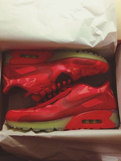 New Air Max Ice Gym Red