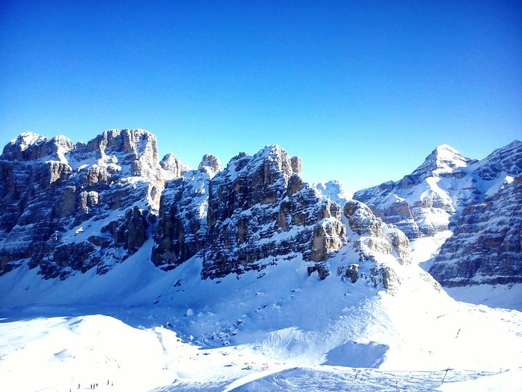 Skiing Mountains Sony Cybershot Landscape_photography Landscape Superski Dolomites, Italy Cortina D'Ampezzo