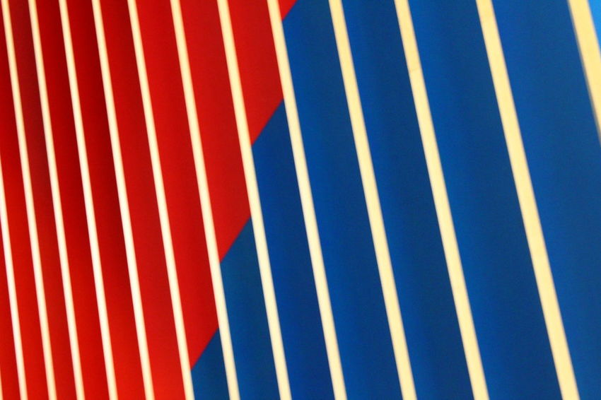 Striped Backgrounds Full Frame Pattern Blue Multi Colored Textured  Red Outdoors Close-up No People Yellow Parallel LINE Day