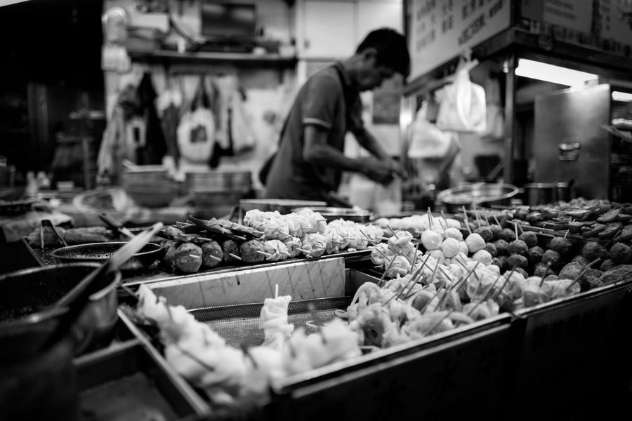 street foods Discoverhongkong Leicaq Foodporn Nightshooters Nightphography Leicaimages EyeEmNewHere Black And White Monochrome EyeEm Diversity JUNKFOOD The Secret Spaces Art Is Everywhere Undreground Street Photography Travelling Photography Hello World Discover Your City Moments Of Life Taking Pictures From My Point Of View Walking Around Madeinwetzlar Leicacamera Shadows & Lights The Street Photographer The Street Photographer - 2017 EyeEm Awards