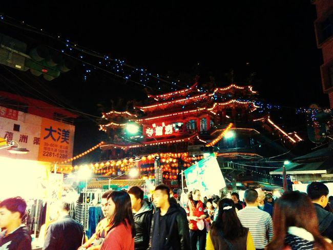 熱鬧登場 Taiwan Temple Chinese New Year