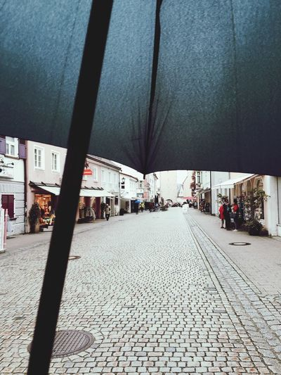 Another Rainy Day Rain Umbrella Mistwetter