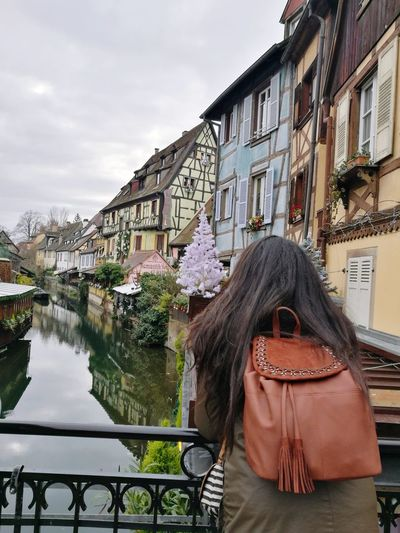 Travel Destinations Colmar Architecture Beautiful Cities Backpackingeurope Be. Ready.