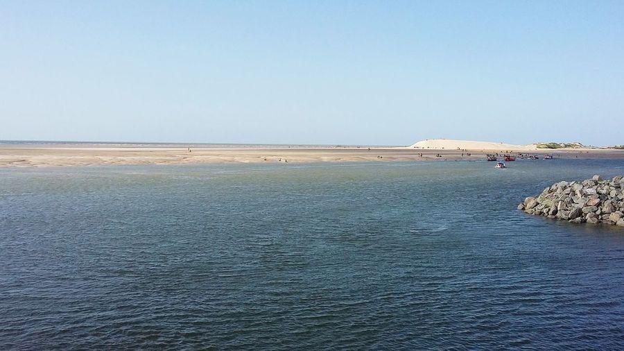 Praia de Raposa-MA