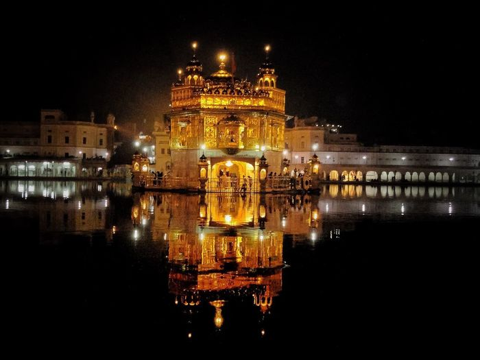 Night Illuminated Reflection Architecture Water Built Structure Sky Travel Destinations Holy Place Golden Golden Temple Golden Temple, Amritsar Golden Temple .. The Week On EyeEm EyeEmBestPics Nightlights Light In The Darkness Beautiful View Light Holylight Holy Spirit EyeEm Selects Golden Moment Beautiful Place Reflection_collection