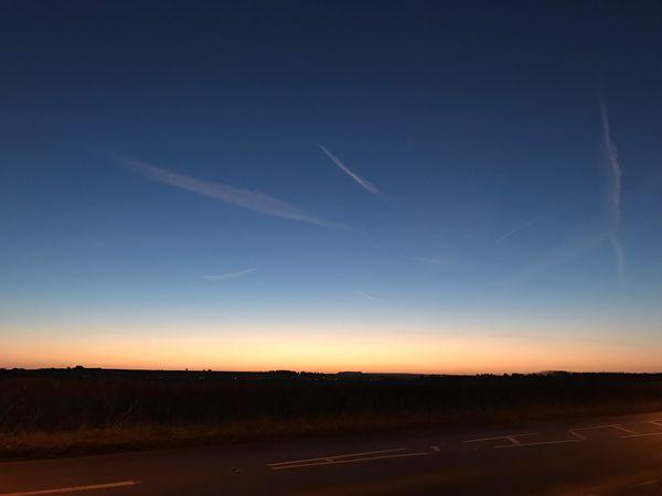MobileSky Sunrise Sun Sky