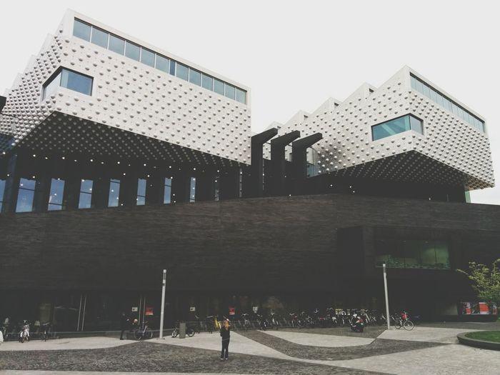 Eemhuis. Amersfoort Library