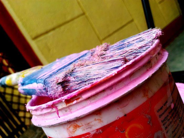 Paint Paint Brush EyeEm Selects Pink! Color Blend  Brush; EyeEm Best Shots Getty Images Premium Collection Getty+EyeEm Collection Multi Colored The Week On EyeEm EyeEmNewHere No People Close-up Getty Images Color Blend  Bucket Of Color
