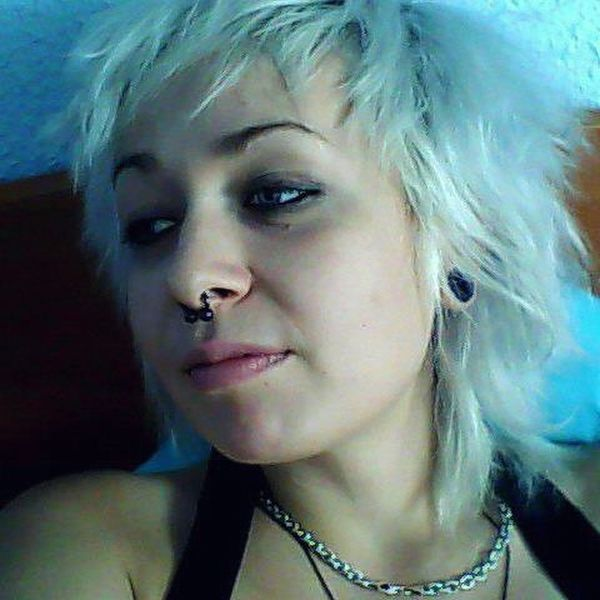 My Unique Style White Hear Taking Photos AmustSelfie Relaxing