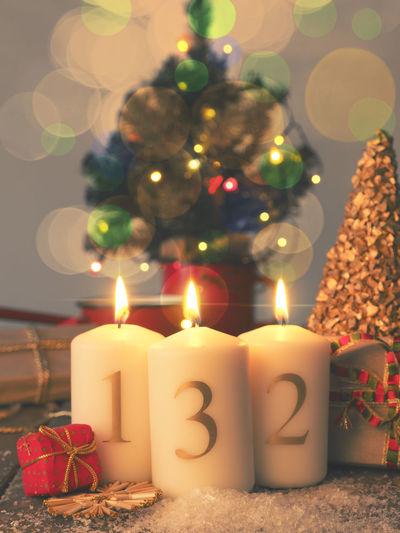 Three Advent