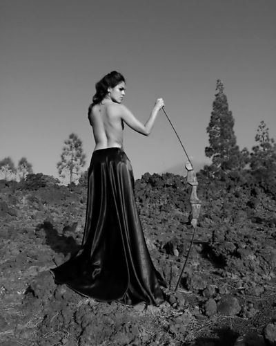 People Outdoors One Woman Only One Person Only Women Beauty Women Europe Tenerife España Beauty In Nature Model SPAIN Landscape Nature Canarias Españoles Y Sus Fotos Europe_gallery Canary ıslands Teide National Park Tenerife Island Woman Portrait Blackandwhite Photography Monochrome Europe_bnw Mystic