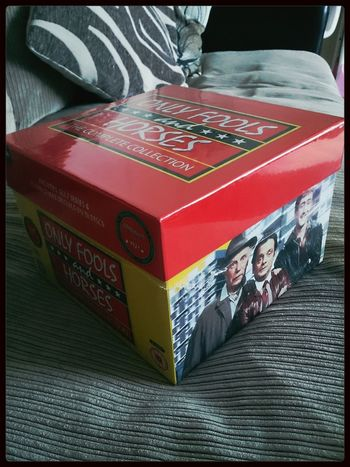 I have the best Girlfriend ever she buys the best Birthday presents Onlyfoolsandhorses Happiest Day Of My Life