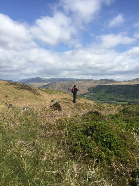 Hello World Taking Photos Countryside Tadaa Friends Tadaa Community On A Hike Tadaa Lakedistrict taking in the view, Sunday's walk from ravenglass to eskdale over Muncaster Fell. Great day