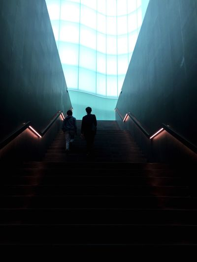 Mudec Museum in Milano Visiting The Architect - 2016 EyeEm Awards Lookingup Stairs Mother And Son Culture and Art The Portraitist - 2016 EyeEm Awards