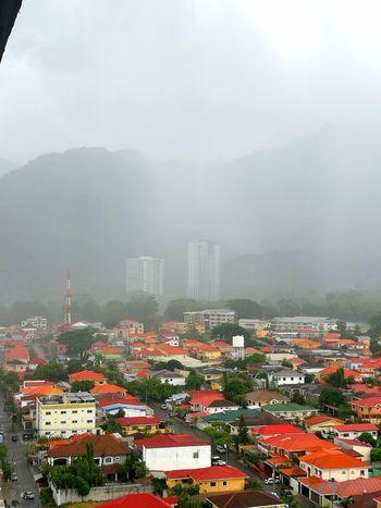 First Eyeem Photo San Pedro Sula, Honduras Rain City