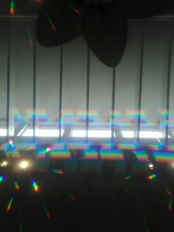 Holo collection: Random Futuristic Art Is Everywhere Science Break The Mold Homemade Filter Holographic Filter Holo Collection Holographic Hologram Refraction Technology Indoors  Light Beam Multi Colored Illuminated Low Angle View Abstract