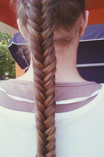 Fishtail Braid Hair Hairstyles Girl