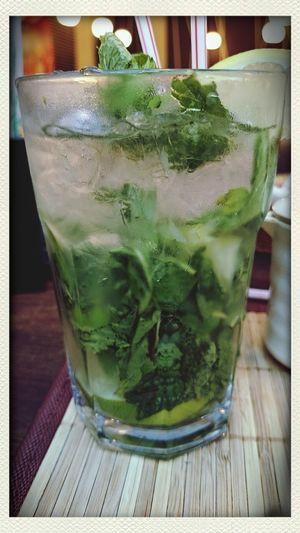 Cocktail Mojito мохито