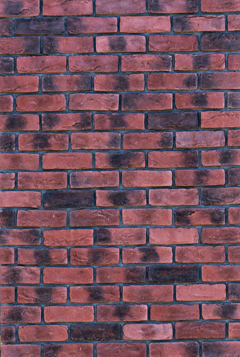 Full frame shot of brick wall